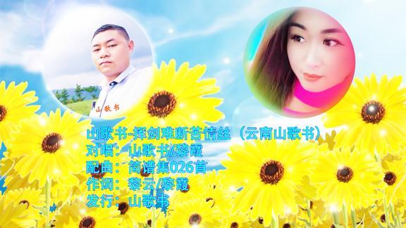 47-挥剑难断苦情丝(云南山歌书KTV有歌)