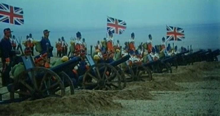火烧圆明园:八里桥之战,蒙古铁骑输给了英法联军!