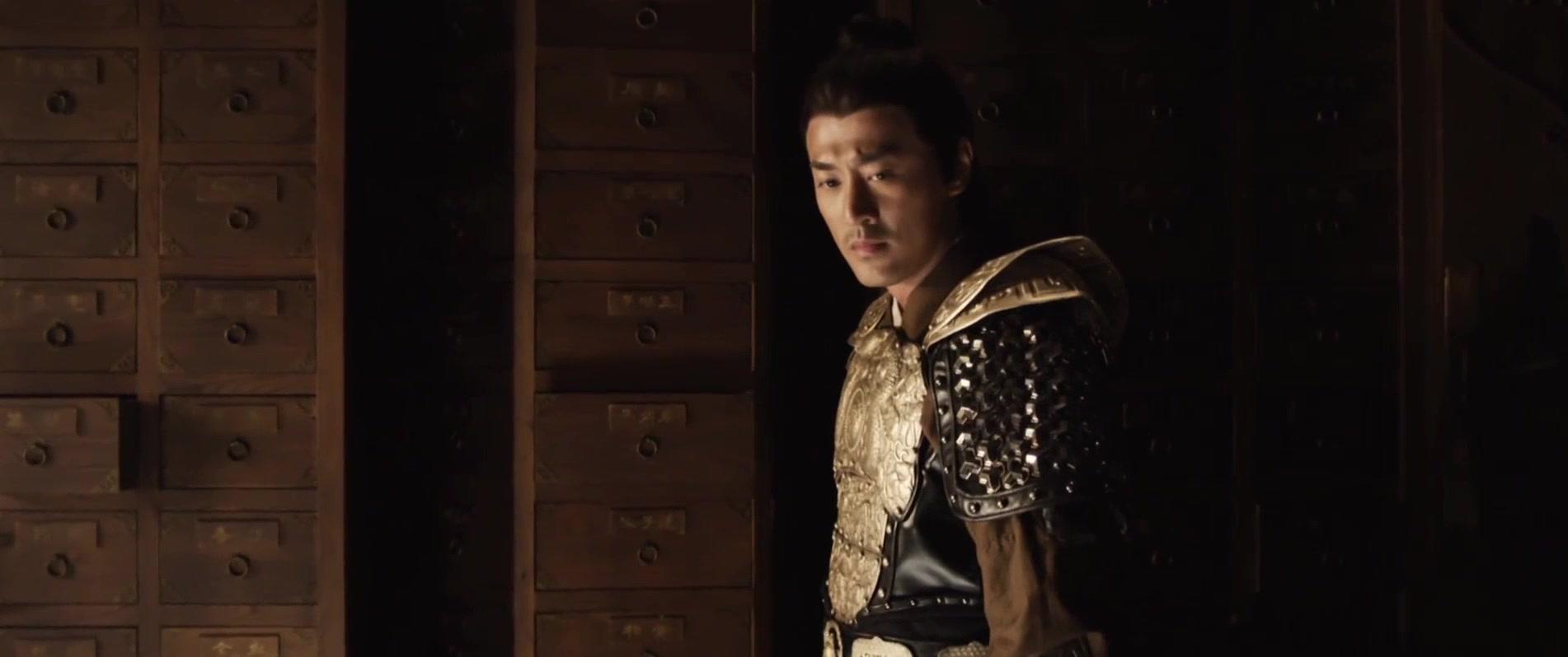 忠烈杨家将:父亲被困战场,儿子们全体出动救父回家,父子情深!
