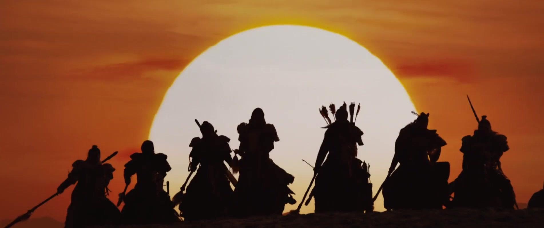 忠烈杨家将:双方交战血洗战场,画面惨不忍睹