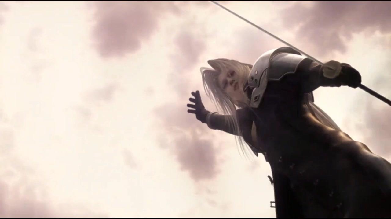 最终幻想7:卡达裘与母盒结合,终极BOSS萨菲罗斯出场