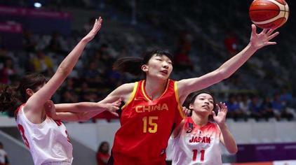 军运会中国男女篮公布12人名单众多国手在列!