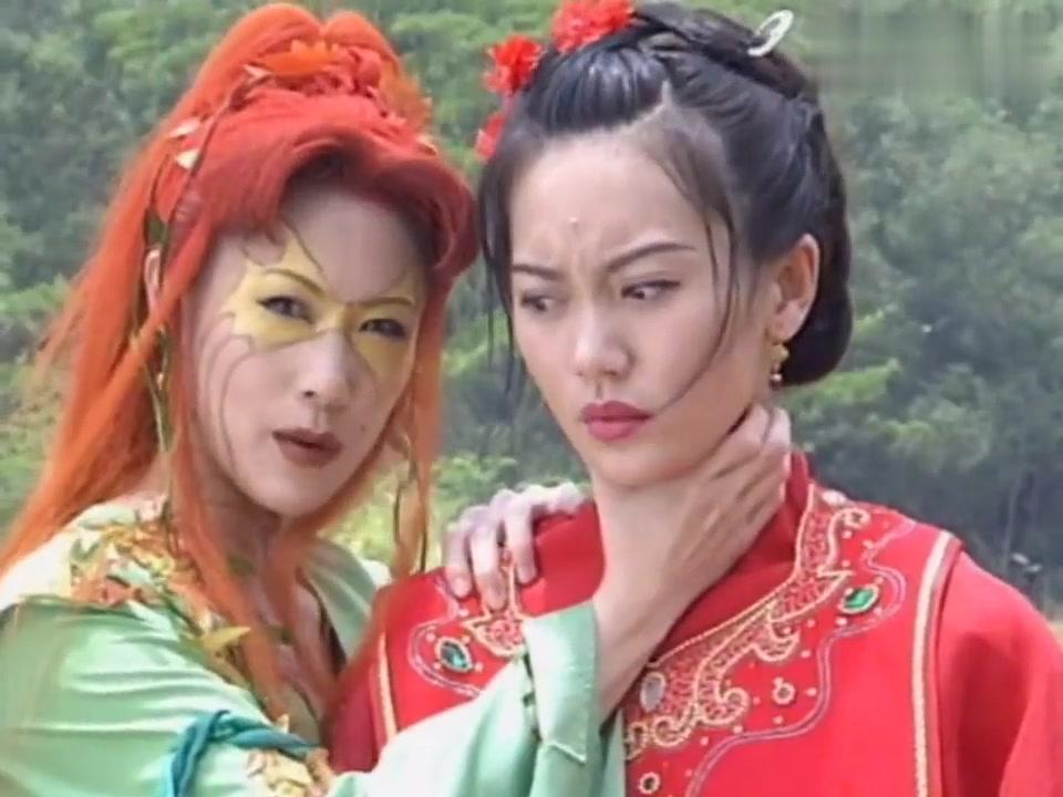 东游记:吕洞宾舍弃与牡丹婚约拔剑成仙,八仙归位击败穿山甲