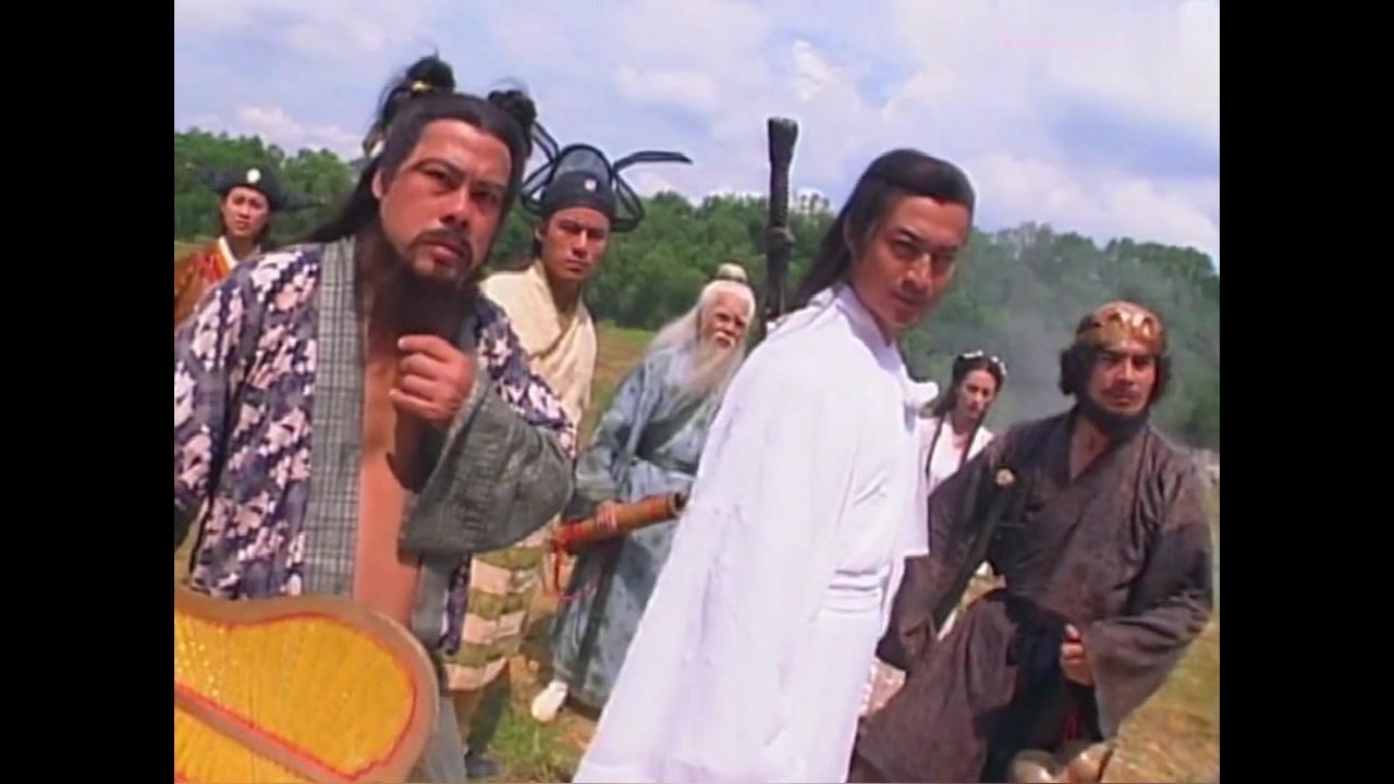 东游记:八仙大战通天教主,穿山甲趁机吸了教主的万年魔功!