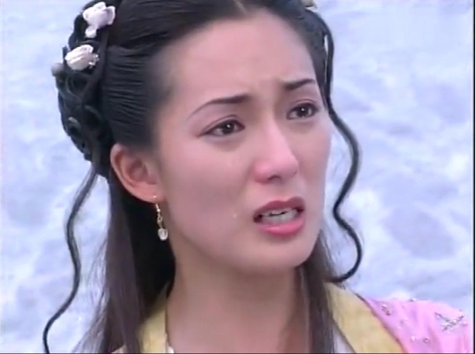 东游记:痴情的穿山甲化作一把伞守护何仙姑,这结局真的很心酸