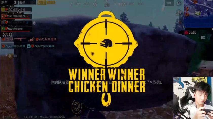 和平精英:吃鸡比赛中一战成名的战队!亮眼操作解说拍手叫好。