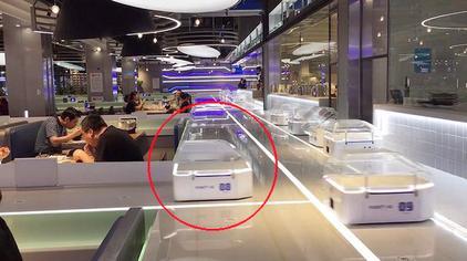 马云无人餐厅引外媒热议,点菜上菜全由机器完成,11分钟就能吃
