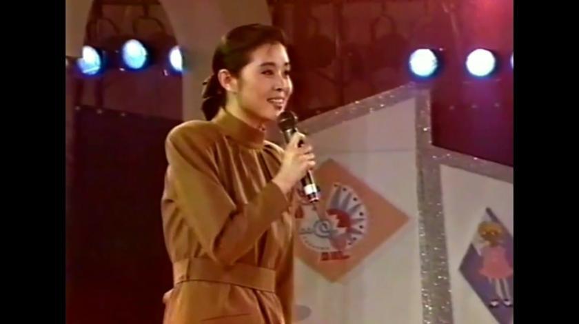 1992年毛阿敏与倪萍 李玲玉等明星合唱《今宵情》