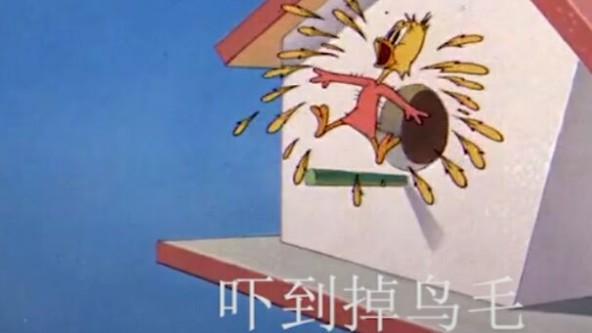 猫和老鼠:娱乐搞艺术第二集,墙缝战