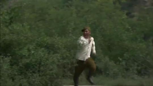 李向阳:逃亡路上,渡边路遇带队清剿的松井,渡边以为他也逃了