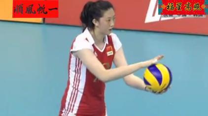 决胜局12:14落后,韩国女排以为要得冠军,中国女排绝地反击取胜