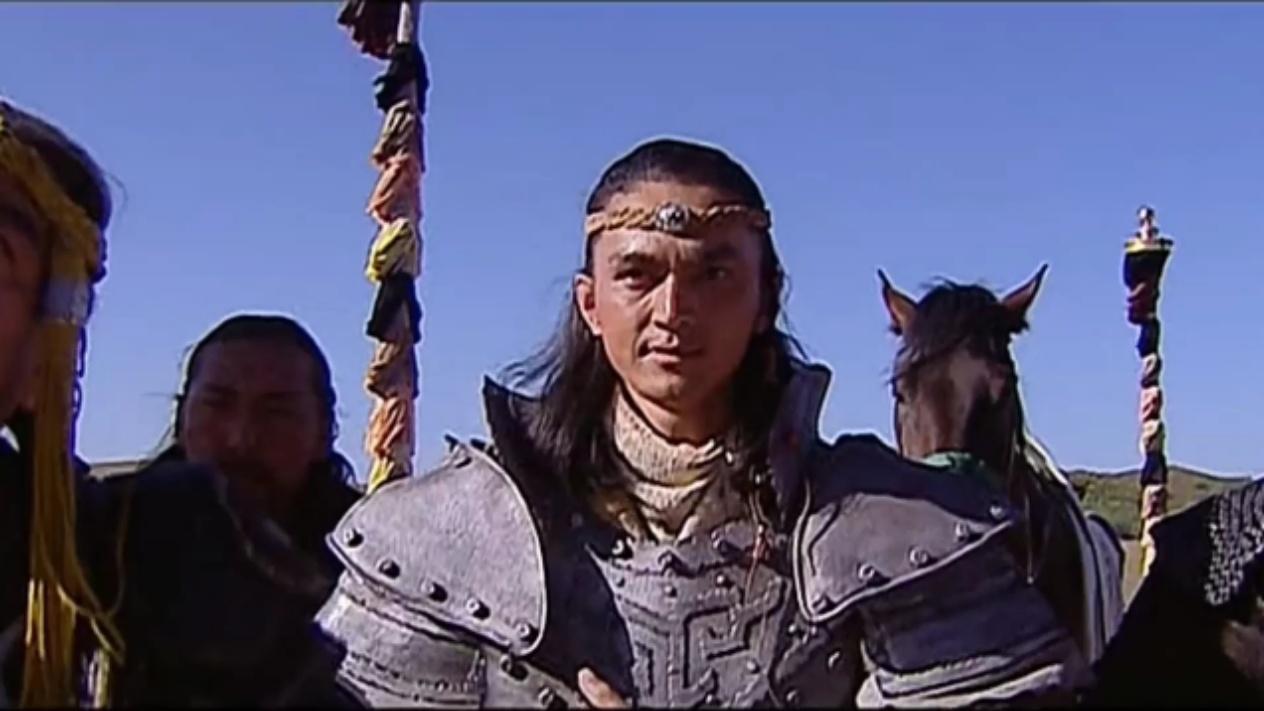 【汉武大帝】匈奴王子于单成功入选,成为匈奴新的继承人。