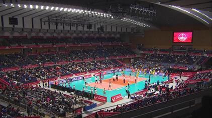 2019女排世界杯中国vs美国