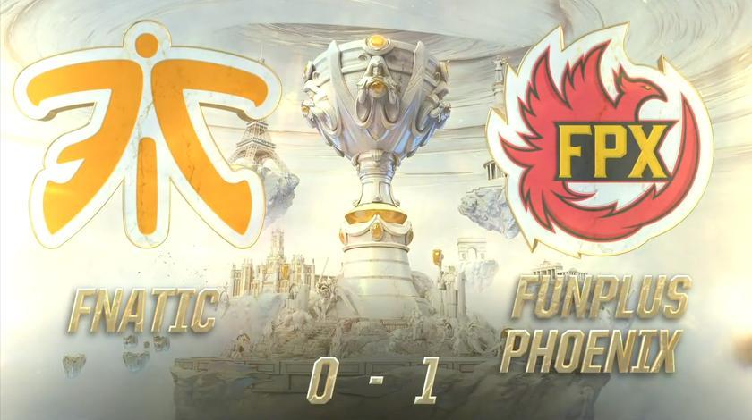 FPX夺冠之路(9)S9八强赛 FPX vs FNC 第二场,FNC辅助牛头超鬼