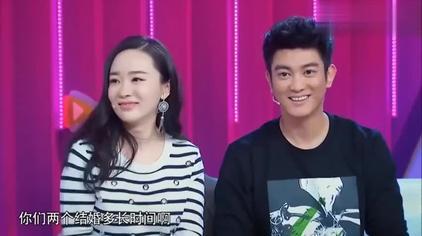 访谈:有传言说杜江是个富二代?霍思燕听完一笑:他是富三代!