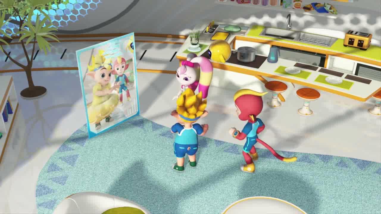宇宙护卫队2 彩虹换造型偶遇大耳朵,出发救援你去吗?