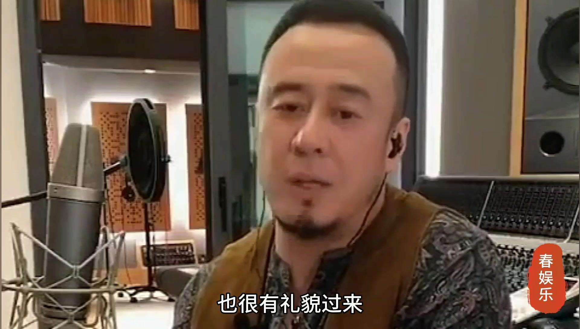 肖战发新歌《光点》回应批评,杨坤直播间为其打call