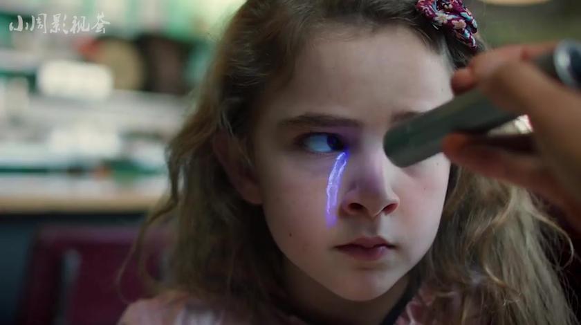 科幻片:爸妈都拥有超能力,但没想到小女孩的超能力最为可怕